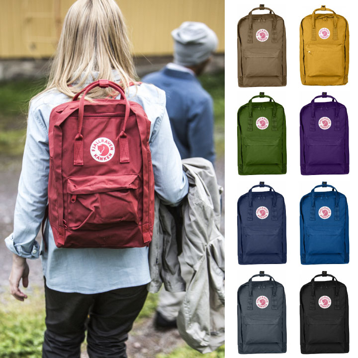 b2b31c046fae Deroque Kuan Bag Backpack Laptop 15 Inch Pc Tablet Storage. Fjallraven  Kanken Laptop ...