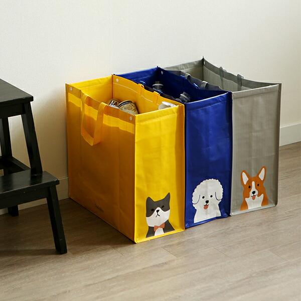 分別リサイクルバッグ