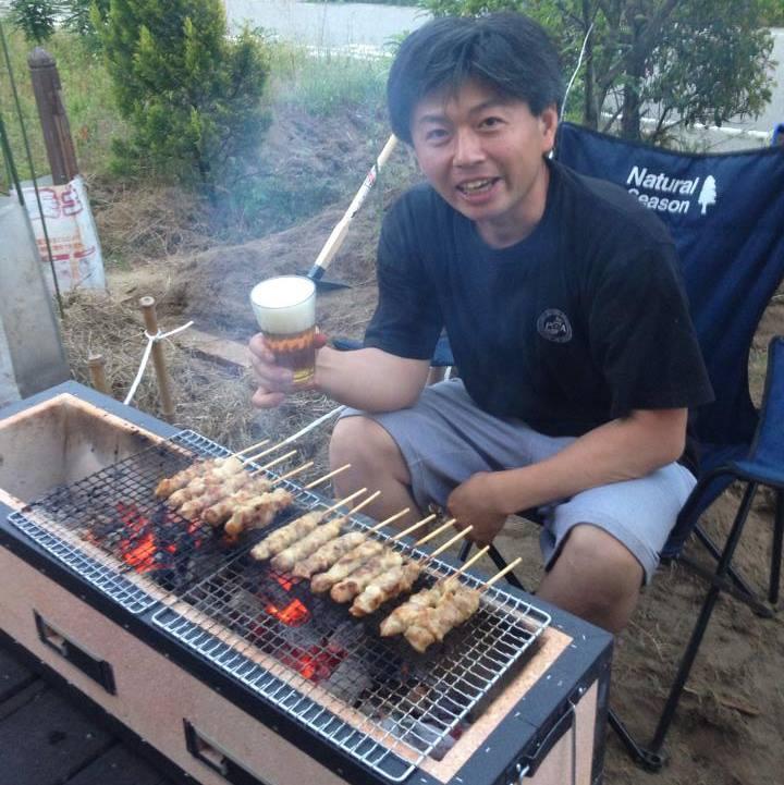 炭火焜炉・焼き鳥バーベキューコンロ