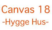 Canvas18 -Hygge Hus-