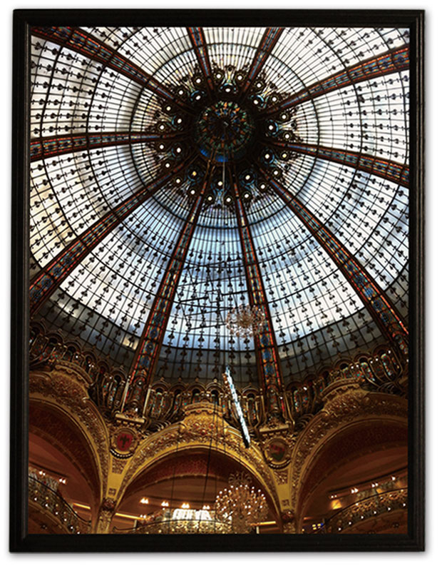 デザイン照明のDI CLASSE Domei Photograph -Rue dauphine-