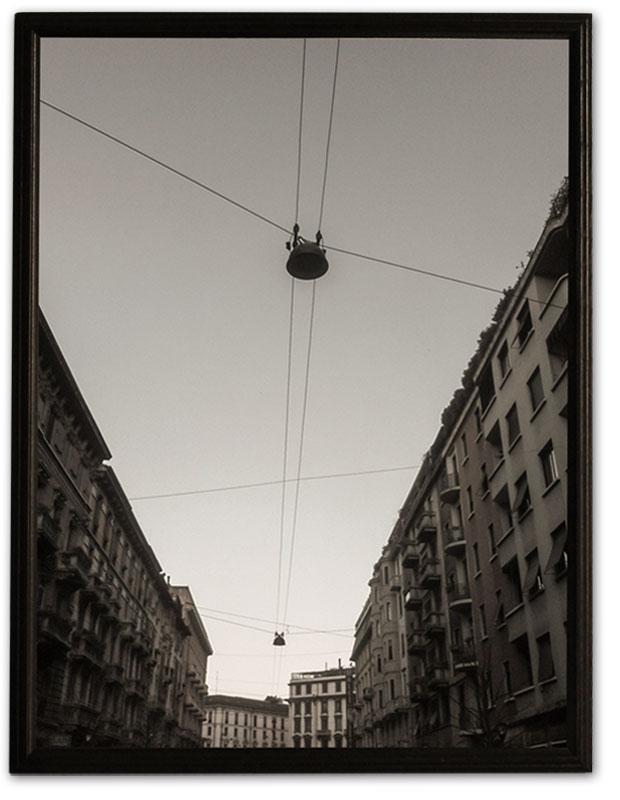 デザイン照明のDI CLASSE Domei Photograph -Boulevard-