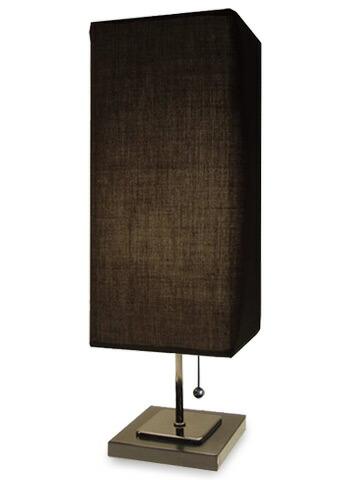デザイン照明のDI CLASSE セリエ テーブルランプ ブラック