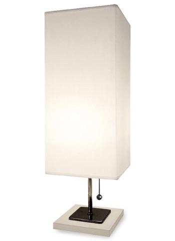 デザイン照明のDI CLASSE セリエ テーブルランプ ホワイト