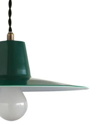 Bacino pendant lamp green