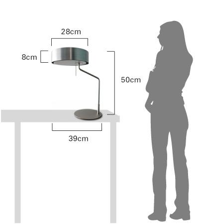 LEDカペラ デスクランプ 比較画像