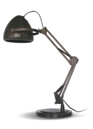 Ferrico desk lamp iron