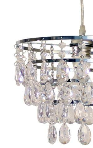 Gala chandelier clear