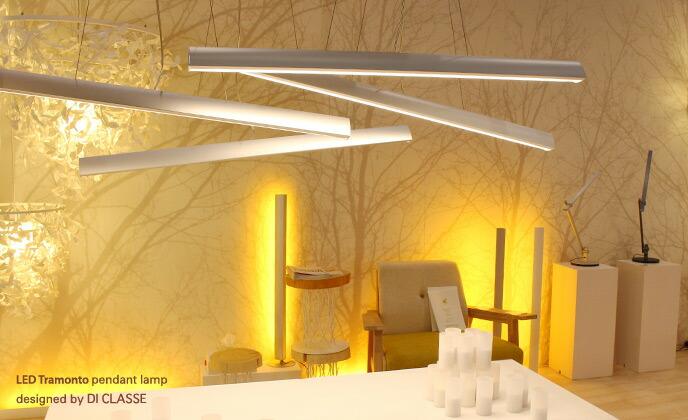 LED Tramonto展示会