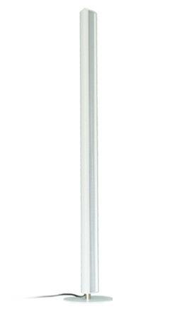 LED Tramonto floor lamp white