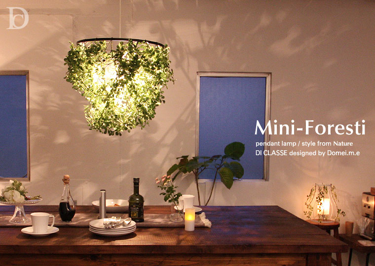 Mini Foresti pendant lamp