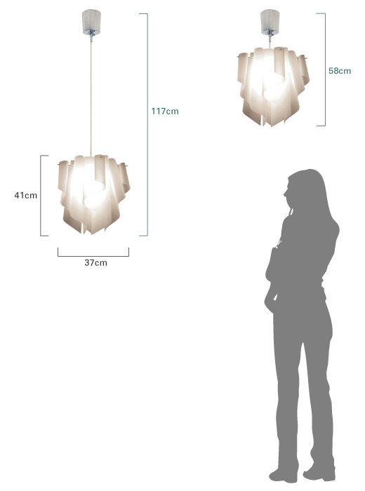 アウロ 大きさ比較画像
