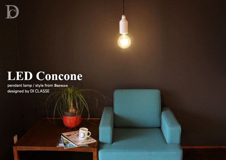 LED Concone pendant lamp