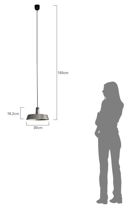 LEDパデラ ペンダントランプ 大きさ比較