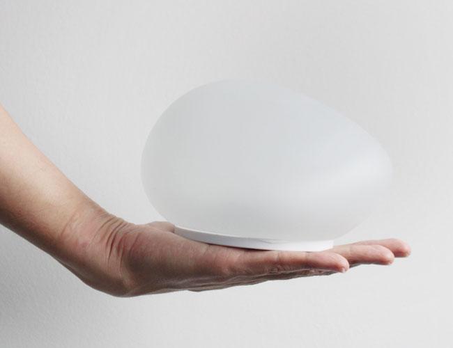LEDソーラーストーン Lサイズ