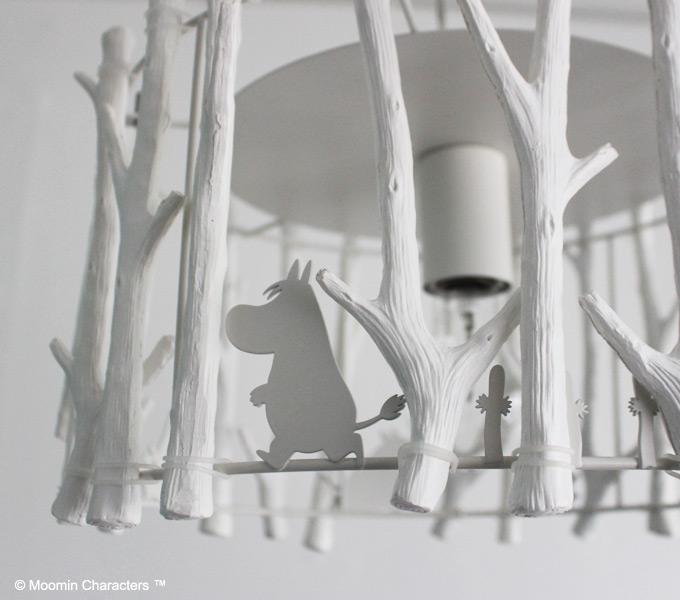ムーミンのかくれんぼ pendant lamp