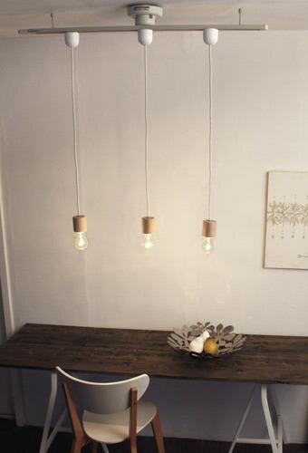カフェ風 照明スタイリング