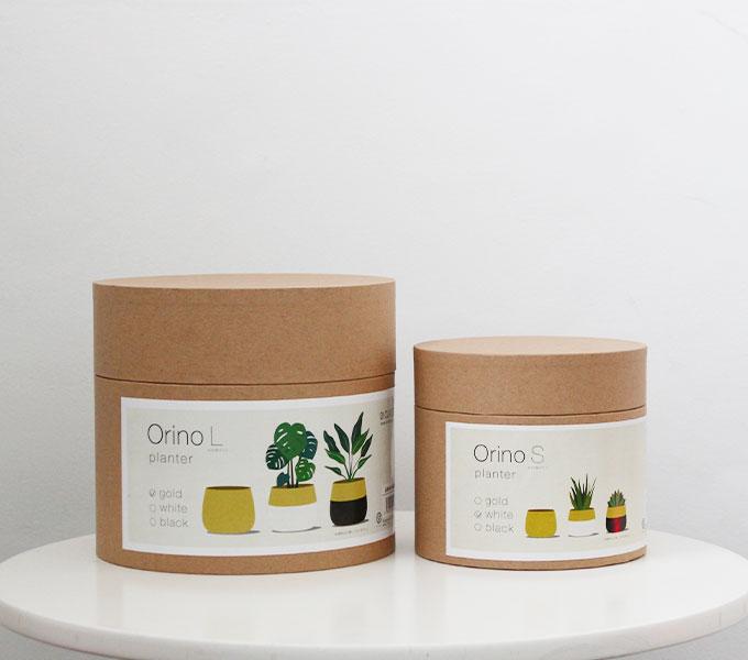 Orinoのパッケージ