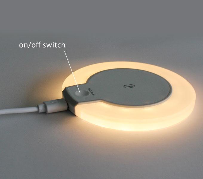 wireless charger light Spira
