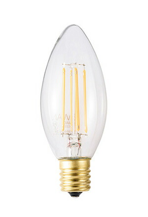LED FILAMENT BULB -CHANDELIER-