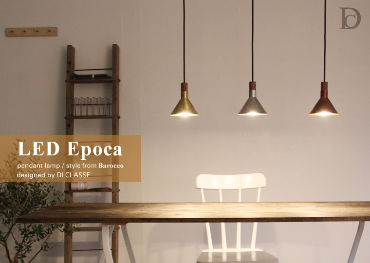 LED Epoca pendantlamp
