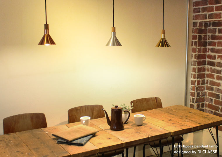 LED Epoca pendant lamp