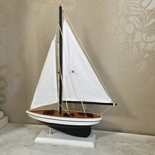 ZODAX ミロスセイルボート ホワイト