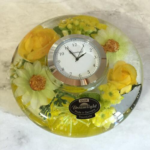 ドリームライト時計セット/スプリングフラワー
