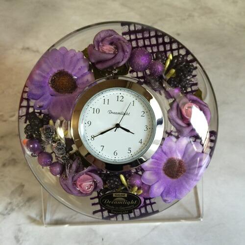 ドリームライト時計セット/ファッションフラワー