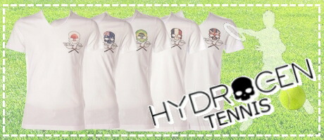 HYDROGEN TENNIS ハイドロゲンテニス