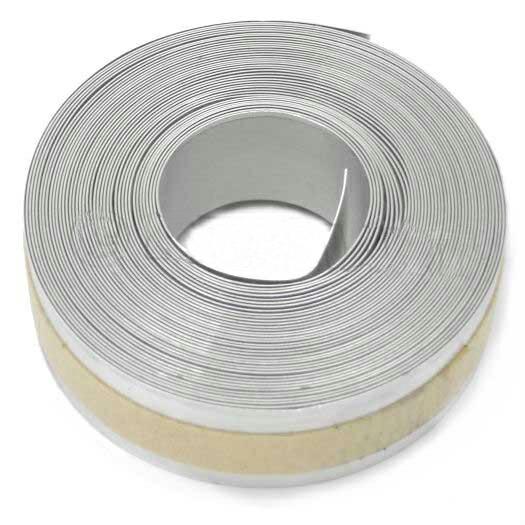 DYMO アルミテープ 粘着・非粘着タイプ