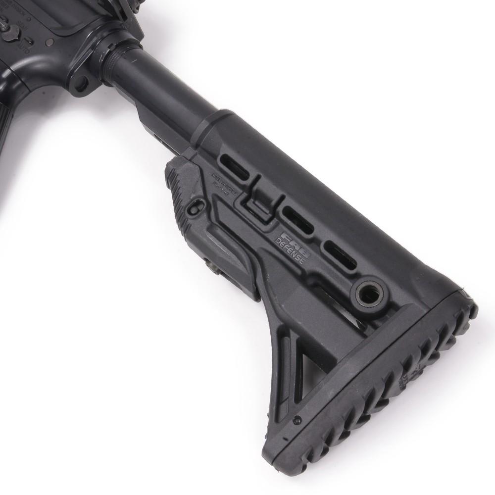 FABディフェンス 実物 ストック GL-Shock M4対応