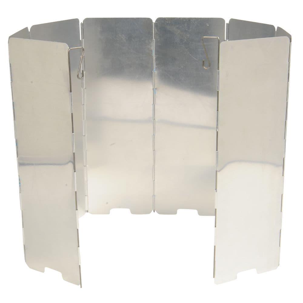 風除板 ウインドスクリーン 折り畳み式 キャンプ用品 アルミ製