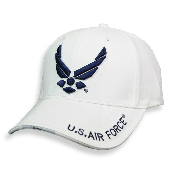 d4a1c167f4d69 Outdoor imported goods Repmart  Rothko Hat U. S. Air Force  White ...