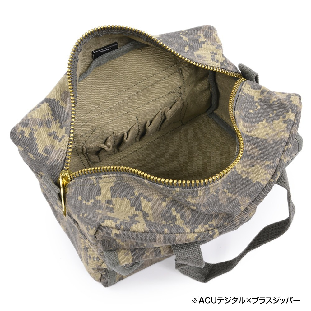 Utility Pouch Gi Type Mechanic Of Small Boston Bag Shapes Rothko S Tool Use A Sy Cotton Canvas Fabric The Main Compartment Can Be Opened And