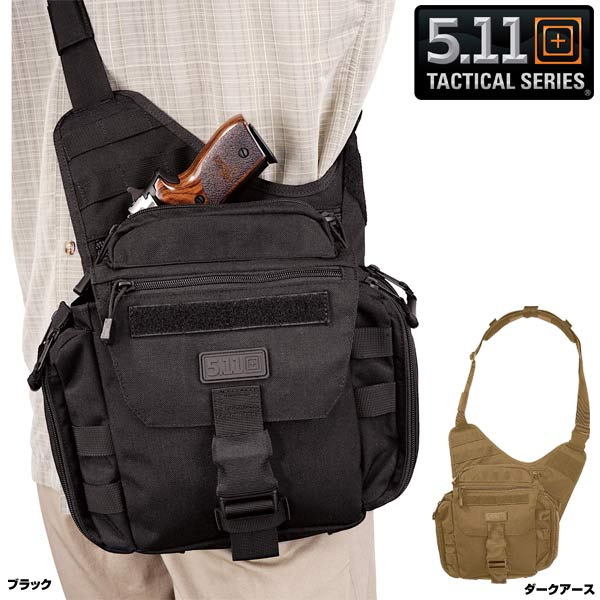 5 11 Tactical Push Pack 56037 Black