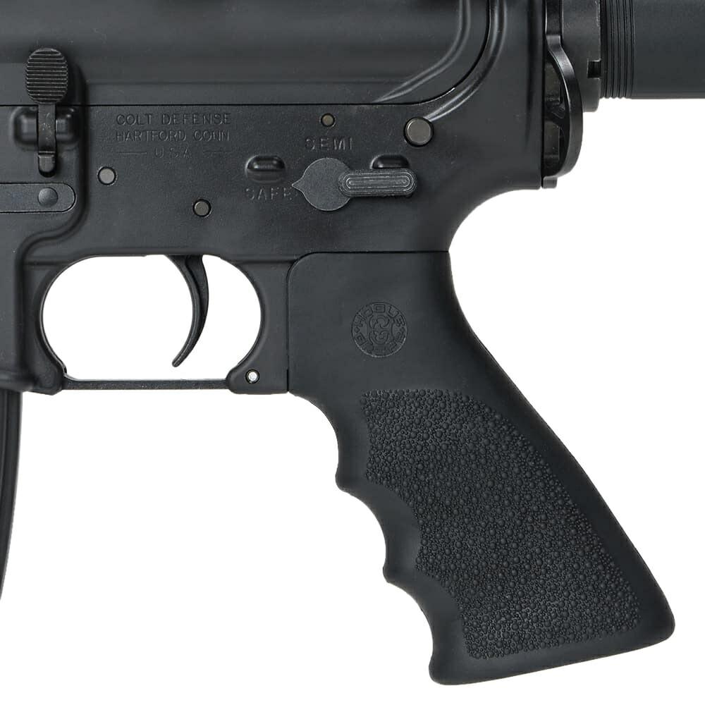 HOGUE ガングリップ AR15/M16用 ラバー製