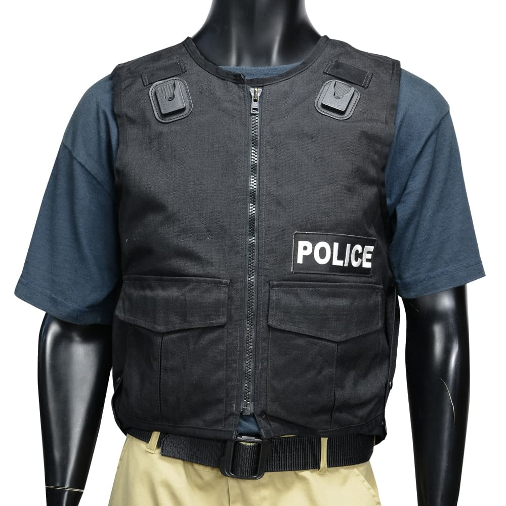 イギリス警察 放出品 ボディアーマー 警官用 ポリスベスト