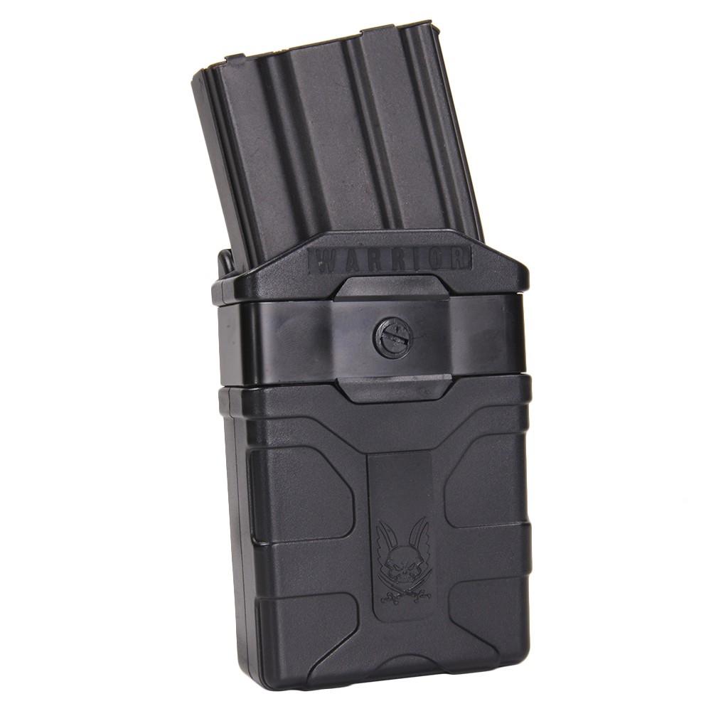 WARRIOR ASSAULT SYSTEMS 実物 ライフルマグケース ポリマー 5.56mm