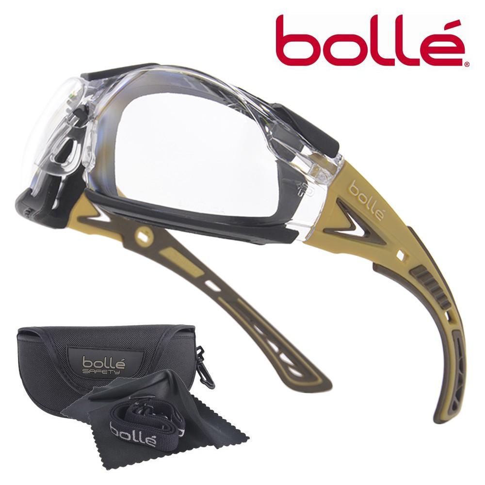 Bolle サングラス Rush Plus クリアレンズ 1662301JP