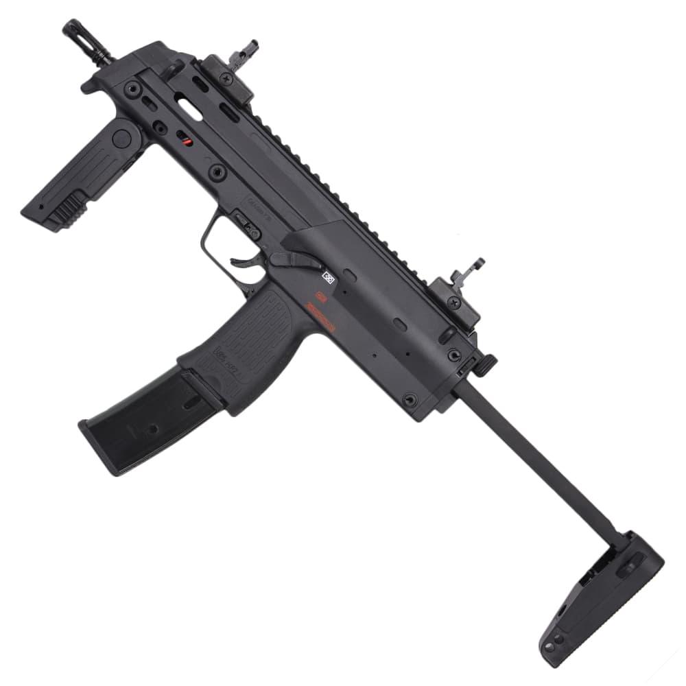 VFC 電動ガン H&K MP7A1 ブラック PDW 電子トリガー