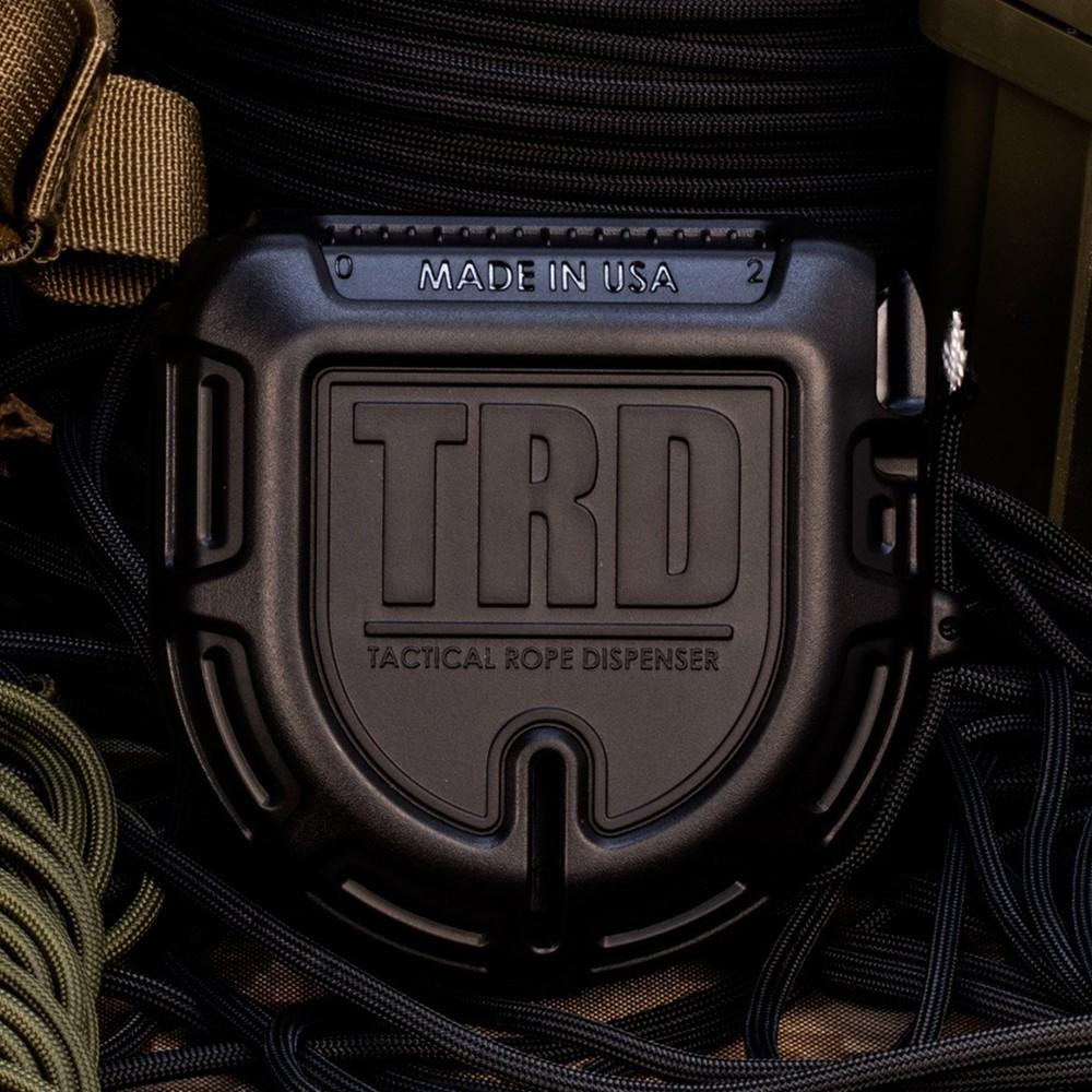 AT WOOD ROPE 15mパラコード付 ロープディスペンサー RTD