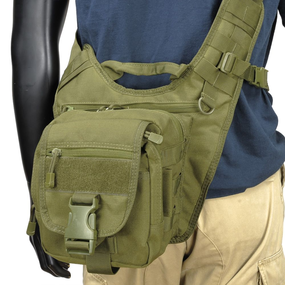 Condor Shoulder Bag Olive Drab 156 00