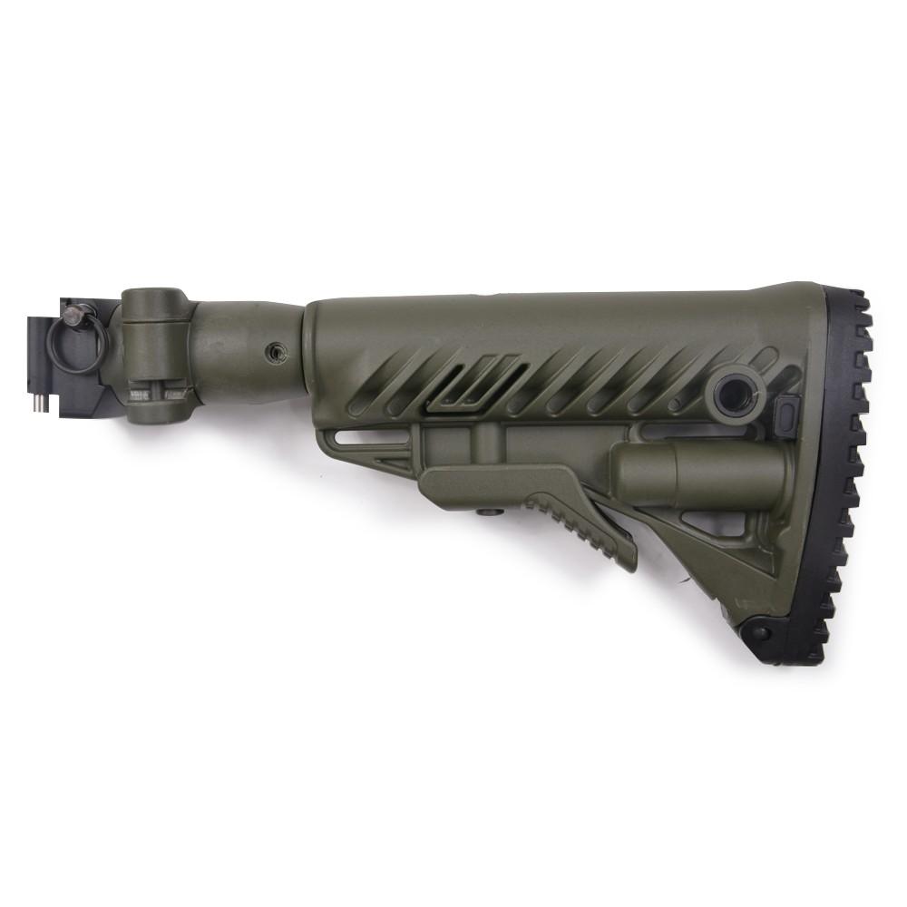 FABディフェンス 実物 M4-AKS P バットストックキット AKS-74U用