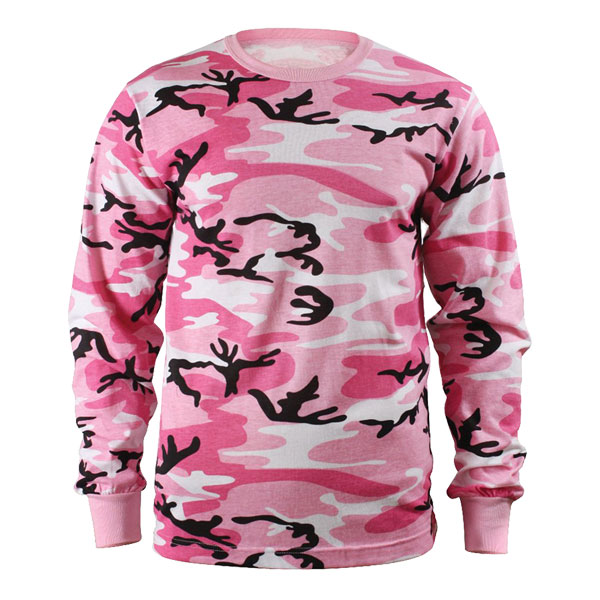 Reptile | Rakuten Global Market: Rothco T shirt long-sleeved pink ...