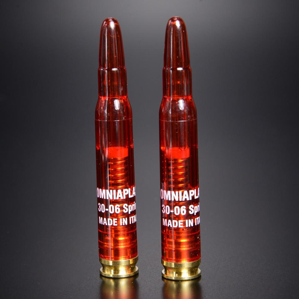 Omniaplast 空撃ちケース .30-06スプリングフィールド弾 スナップキャップ