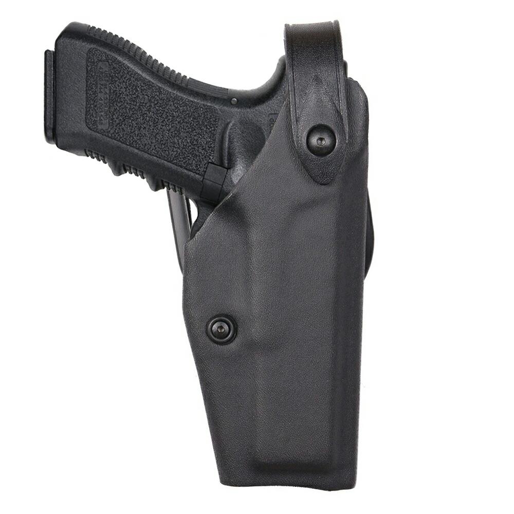 Safariland ミドルライド ヒップホルスター Glock20/21適合 右用
