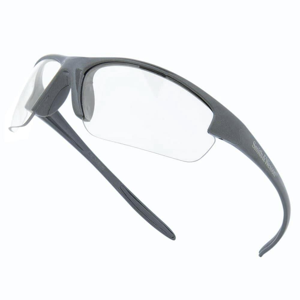 S&W シューティンググラス Equalizer クリアレンズ Anti-Fog 3016307