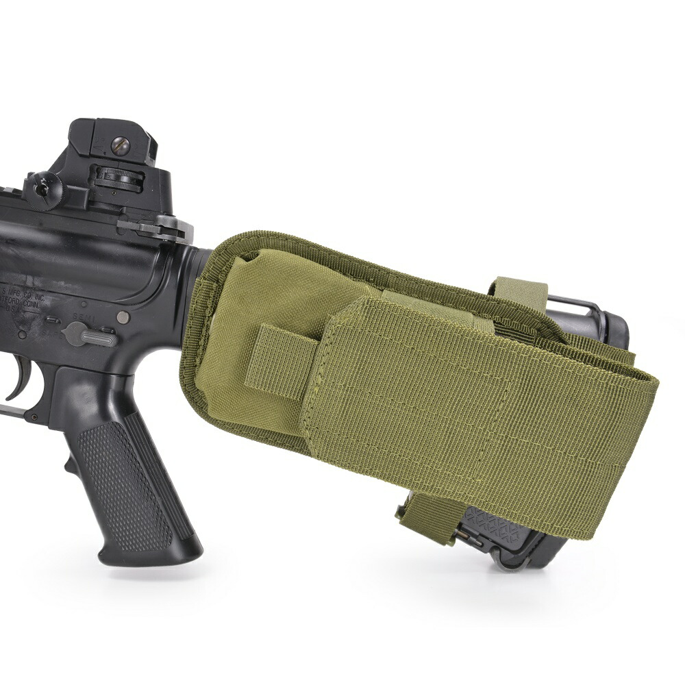 Reptile Condor Stock Pouch Ma59 M4 System Support Olive Drab M4