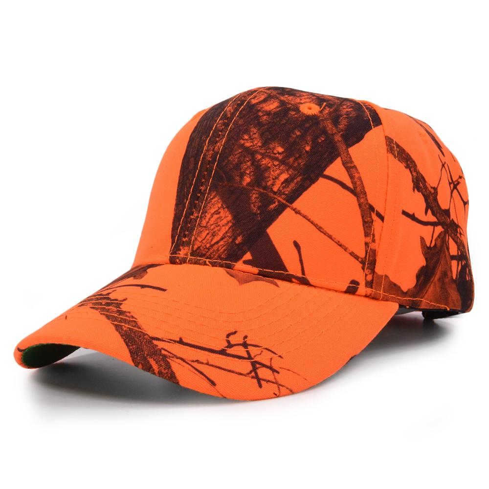 Mossy Oak ブレイズオレンジ 野球帽 リアルツリー 狩猟用キャップ